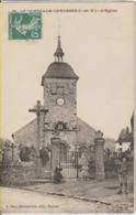 35 La Chapelle Chaussée Enfants Devant L'église  -s45 - Francia