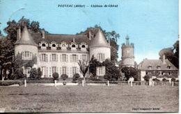 N°76249 -cpa Voussac -château De Chirat- - Otros Municipios