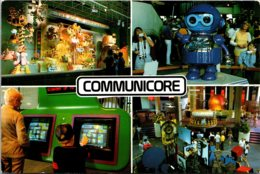 Florida Orlando Epcot Center CommuniCore Technology And Innovation - Orlando