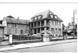 61 ORNE Photo Format CP Hôtel La Biche Mme Machon à BAGNOLES De L'ORNE - Bagnoles De L'Orne