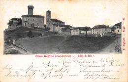 CPA Olmo Gentile ( Roccaverano ) - Italia
