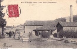 55 : Rupt En Woevre :usine Breton ,bois De Brosses - Autres Communes