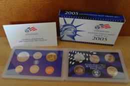Coffret BU USA - 2005 - Emissioni Federali