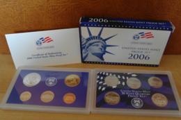 Coffret BU USA - 2006 - Emissioni Federali