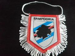 Fanion Football - SAMPDORIA GENES - ITALIE - Apparel, Souvenirs & Other