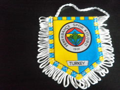 Fanion Football - FENERBAHCE - TURQUIE - Apparel, Souvenirs & Other