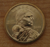 Liberty 2005 - 1 Dollars - USA - Atelier P - Federal Issues