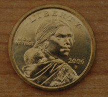 Liberty 2006 - 1 Dollars - USA - Atelier D - Federal Issues