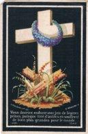 Priez Pour. Vanwersch Pierre. Frére Modeste-de-Jésus. ° Aubel 1822 † Tournai 1880  (2 Scan's) - Religion & Esotérisme