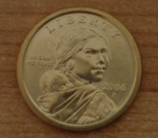 Liberty 2006 - 1 Dollars - USA - Atelier P - Federal Issues