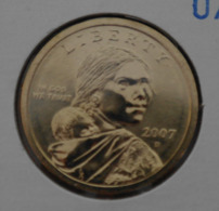Liberty 2007 - 1 Dollars - USA - Atelier D - Federal Issues