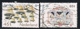 1981 - OLANDA / HOLLAND - EUROPA CEPT - FOLCLORE / FOLKLORE. USATO - 1981