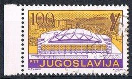 1985 - JUGOSLAVIA / YUGOSLAVIA - UNIVERSIADE DI ZAGABRIA / UNIVERSIADE OF ZAGREB. USATO - 1945-1992 Repubblica Socialista Federale Di Jugoslavia