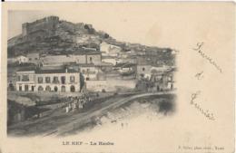 TUNISIE - LE KEF -  LA KASBA  -  PRECURSEUR - Tunisie