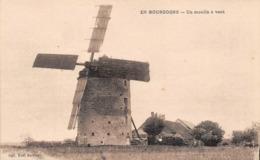 Lain Moulin à Vent Coll Karl Guillot Canton Courson Les Carrières - Andere Gemeenten