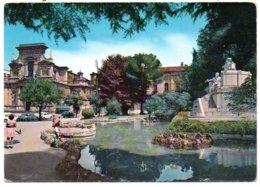 Bergamo - Giardini E Monumento A G. Donizetti - Bergamo