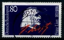 BRD 1986 Nr 1285 Zentrisch Gestempelt X898CEE - [7] República Federal