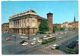 Torino - Piazza Castello E Palazzo Madama - Places
