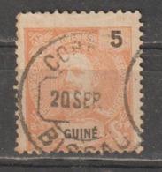 GUINE CE AFINSA 48 - USADO - Guinea Portuguesa