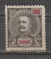 GUINE CE AFINSA 60 - NOVO SEM GOMA - Guinea Portuguesa
