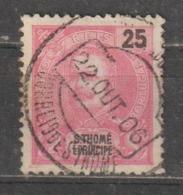 S. TOME CE AFINSA 88 - POSTMARKS OF S. TOME - St. Thomas & Prince