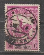 S. TOME CE AFINSA 327 - POSTMARKS OF S. TOME - St. Thomas & Prince