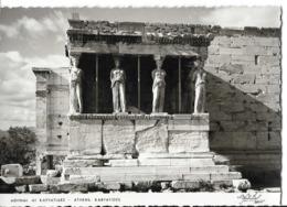 CPA KARYATIDES ATHENES - Griekenland