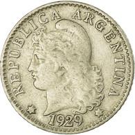 Monnaie, Argentine, 5 Centavos, 1929, TTB, Copper-nickel, KM:34 - Argentinië