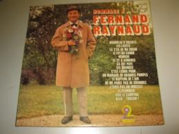 "VINYLE DOUBLE ""HOMMAGE A FERNAND REYNAUD"" 2 X 33 T PHILIPS (REF : 6620 014) - Vinyl-Schallplatten"