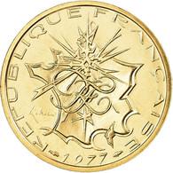 Monnaie, France, Mathieu, 10 Francs, 1977, Paris, FDC, Nickel-brass - France