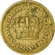 Monnaie, Yougoslavie, Petar II, 50 Para, 1938, TB+, Aluminum-Bronze, KM:18 - Joegoslavië
