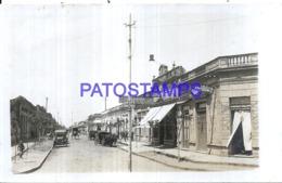 123475 ARGENTINA BUENOS AIRES MERCEDES VISTA DE LA CALLE STREET  POSTAL POSTCARD - Argentinien