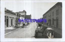 123476 ARGENTINA BUENOS AIRES MERCEDES VISTA DE LA CALLE STREET  POSTAL POSTCARD - Argentinien
