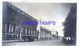 123503 ARGENTINA MERCEDES BUENOS AIRES VISTA DE LA CALLE & BUILDING PHOTO NO POSTAL POSTCARD - Fotografie