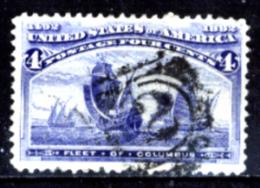 Stati-Uniti-0145 - 1893 - Unificato N.103 (o) - Privo Di Difetti Occulti. - Usati