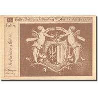 Billet, Autriche, St Agatha, 75 Heller, Blason 1920-09-30, SPL, Mehl:FS 877Ia - Austria