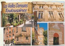 31----TOULOUSE---les Vieilles Demeures Toulousaines---voir 2 Scans - Toulouse
