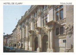 31----TOULOUSE---hotel De Clary--voir 2 Scans - Toulouse