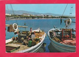 Modern Post Card Of Quay,Crete, Greece,X35. - Grecia