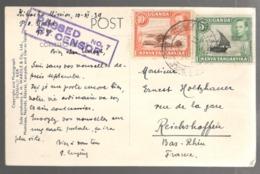 24376 - De KIBOSHO MISSION - Kenya, Uganda & Tanganyika