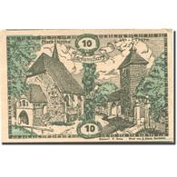 Billet, Autriche, Stefanshart, 10 Heller, Monument, 1920, SPL Mehl:FS 1013a - Austria