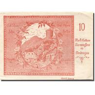 Billet, Autriche, Strudengau, 10 Heller, Ferme 1920-12-31, SUP, Mehl:FS 914Ib - Austria