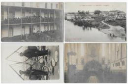 Lot De 400 Cartes/France/Etranger/Fantaisies...Format CPA - Postkaarten