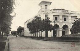 CAMBODGE PHNOM PENH Hotel Des Douanes Et Regie RV - Cambodge