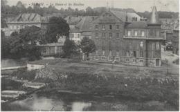 SEDAN - LA MEUSE ET LES MOULINS - SUPERBE - 1914 - Sedan