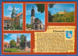 Deutschland; Eisenach; Wartburg; Multibildkarte - Eisenach