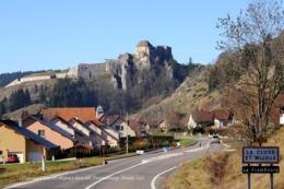 La Cluse-et-Mijoux (25)- Lieu-dit Le Frambourg (Edition à Tirage Limité) - Autres Communes