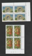 FRANCE / 2017 / Y&T SERVICE N° 169/170 ** : UNESCO (Samarkand & Orang-outan) X 4 - Coin Daté 2017 05 22 - Dienstzegels