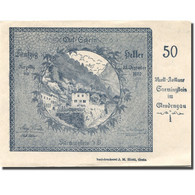 Billet, Autriche, Strudengau, 50 Heller, Village 1920-12-31, SPL, Mehl:FS 914Ib - Austria