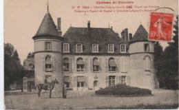 45-549  -   MIVOIZIN  ///   CHATILLON  COLIGNY   -  Le Château - Chatillon Coligny